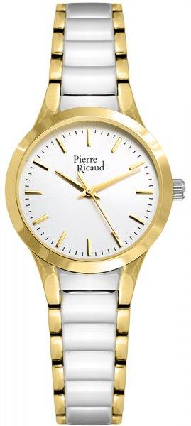 Zegarek damski Pierre Ricaud bransoleta P22011.2113Q - duże 1