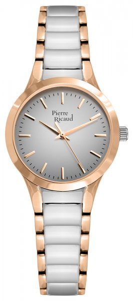 Zegarek damski Pierre Ricaud bransoleta P22011.R117Q - duże 1