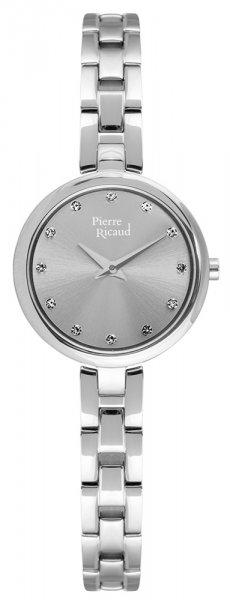 Zegarek damski Pierre Ricaud bransoleta P22013.5147Q - duże 1