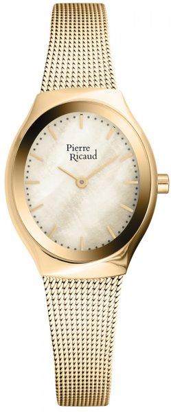 Zegarek Pierre Ricaud P22049.111SQ - duże 1