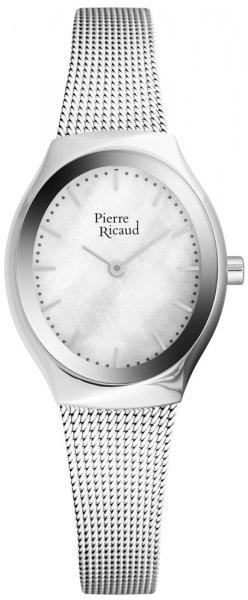 Zegarek damski Pierre Ricaud bransoleta P22049.511FQ - duże 1