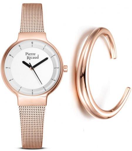 Zegarek Pierre Ricaud P51077.9113Q-102.9 - duże 1