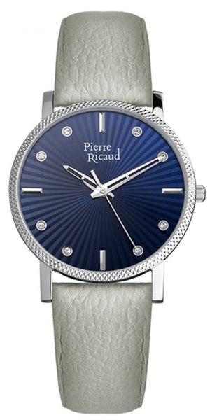 Zegarek Pierre Ricaud P21072.5G95Q - duże 1