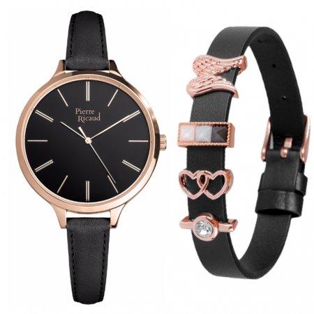 Zegarek Pierre Ricaud P22002.9214Q-141.9BL - duże 1