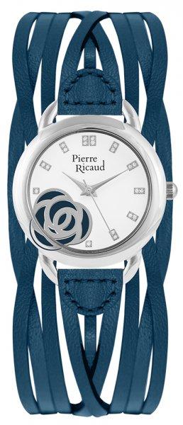 Zegarek damski Pierre Ricaud pasek P22017.5413Q - duże 1