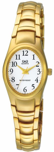 Zegarek damski QQ damskie F279-004 - duże 1