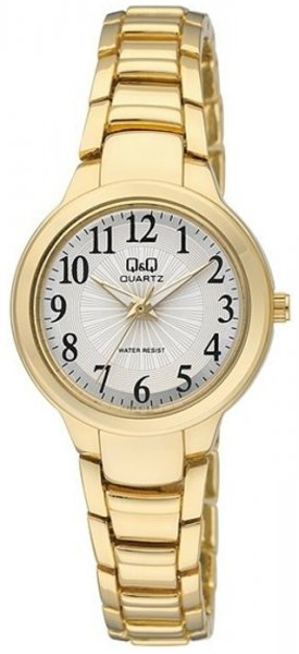 Zegarek damski QQ damskie F499-014 - duże 1