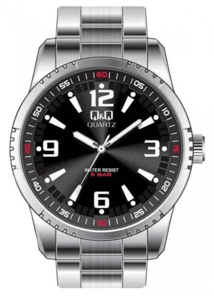 Q888-205 - zegarek męski - duże 3