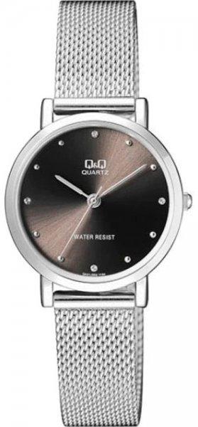 Zegarek damski QQ damskie QA21-222 - duże 1