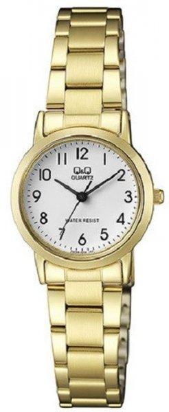 Zegarek damski QQ damskie QA39-004 - duże 3