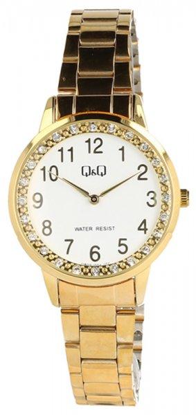 Zegarek damski QQ damskie QB09-004 - duże 1