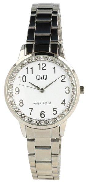 Zegarek damski QQ damskie QB09-204 - duże 1