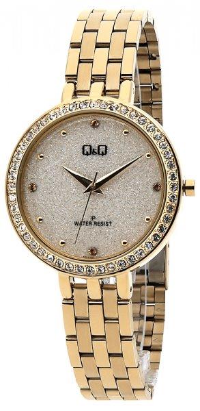 Zegarek damski QQ damskie QZ27-001 - duże 3