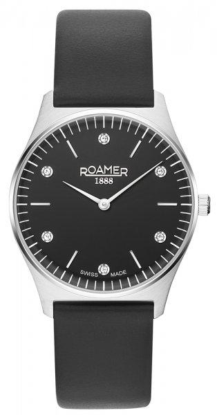 Zegarek damski Roamer elements 650815 41 55 05 - duże 1