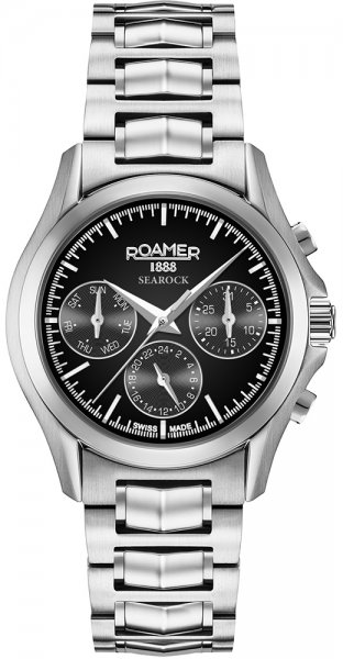 Zegarek damski Roamer searock 203901 41 55 20 - duże 1