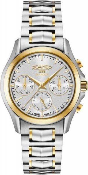 Zegarek damski Roamer searock 203901 47 15 20 - duże 1