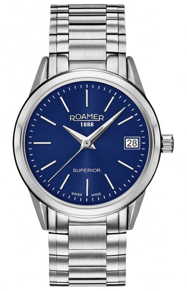 Zegarek Roamer 508856 41 45 50 - duże 1