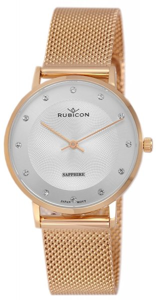 Zegarek Rubicon RNBD88RISX03B1 - duże 1