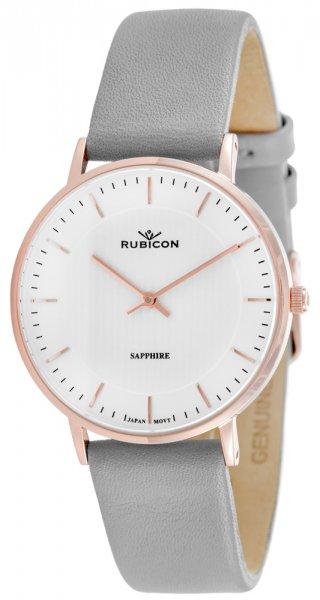 Zegarek damski Rubicon pasek RNAD75RISX03B1 - duże 1