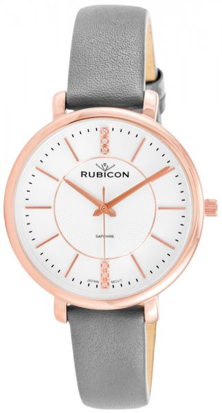 Zegarek Rubicon RNAE27RISX03BX - duże 1