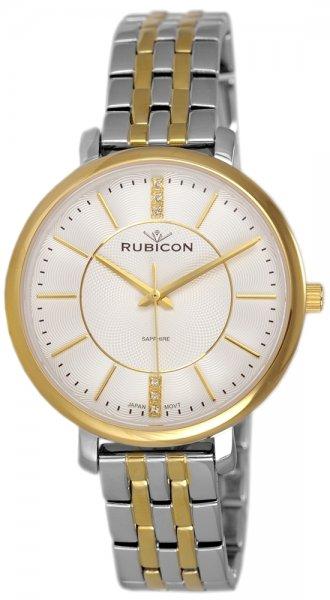 Zegarek damski Rubicon bransoleta RNBD65TISX03BX - duże 1