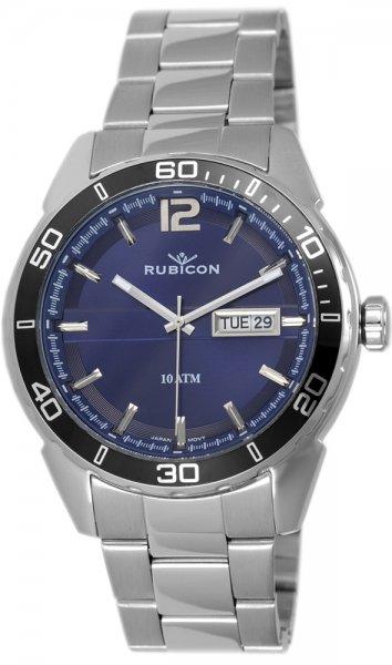 Zegarek Rubicon RNDD81SMDX10BX - duże 1
