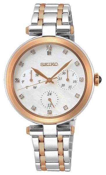 Zegarek Seiko SKY658P1 - duże 1