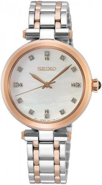 Zegarek Seiko SRZ534P1 - duże 1
