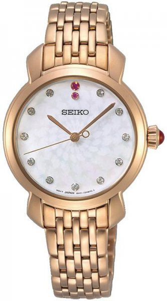 Zegarek Seiko SUR624P1 - duże 1