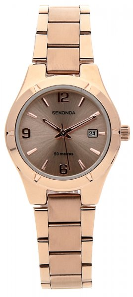Zegarek damski Sekonda classic SEK.2782 - duże 1
