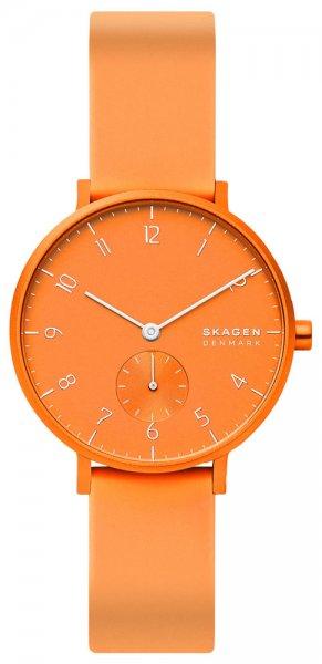 Skagen SKW2821 Aaren Aaren Kulor Neon Orange Silicone
