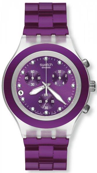 Zegarek Swatch SVCK4048AG - duże 1
