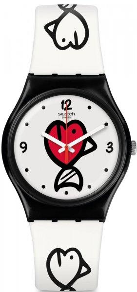 Zegarek damski Swatch originals GB321 - duże 1