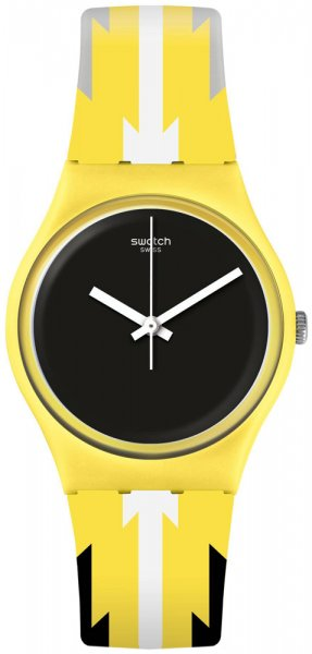 Zegarek Swatch GJ140 - duże 1
