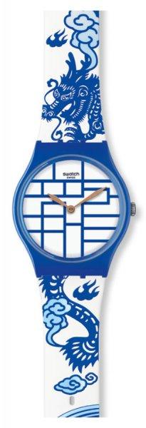 Zegarek damski Swatch originals GZ268-STD - duże 1