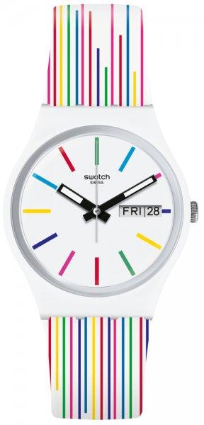 Swatch GW712 Originals WHITE SAMBA