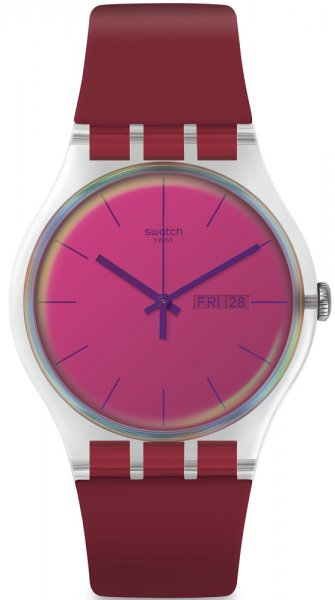 SUOK717 - zegarek damski - duże 3