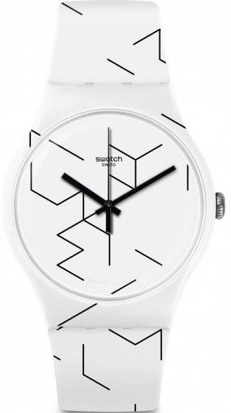 Zegarek Swatch SUOW164 - duże 1