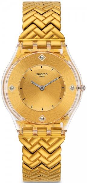 Zegarek Swatch SFE106G - duże 1