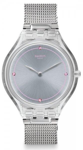 Zegarek damski Swatch skin SVOK105M - duże 1