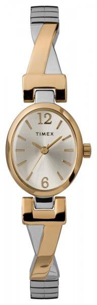 Timex TW2U12100 Main Street Fashion Stretch Bangle