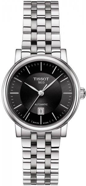 Zegarek Tissot T122.207.11.051.00 - duże 1