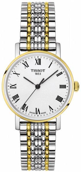 Zegarek Tissot T109.210.22.033.00 - duże 1