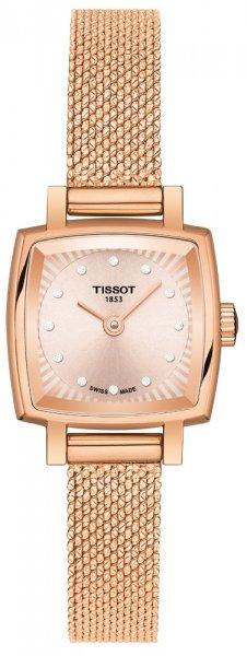 Tissot T058.109.33.456.00 Lovely LOVELY SQUARE