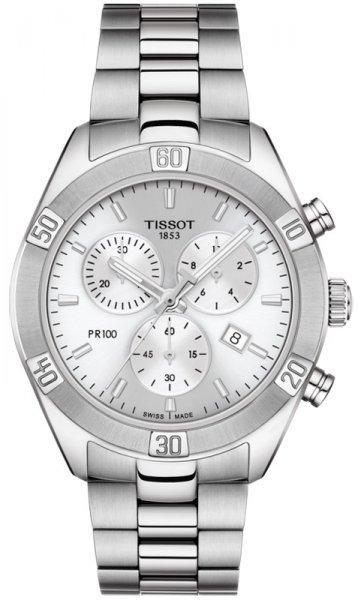 Zegarek Tissot T101.917.11.031.00 - duże 1