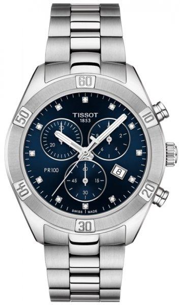Zegarek Tissot T101.917.11.046.00 - duże 1