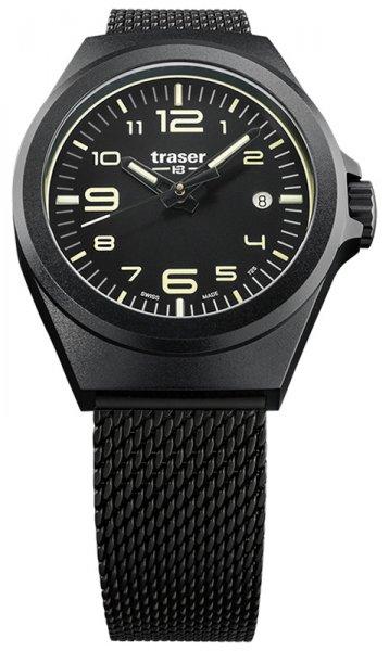 Traser TS-108204 P59 Classic P59 Essential S Black