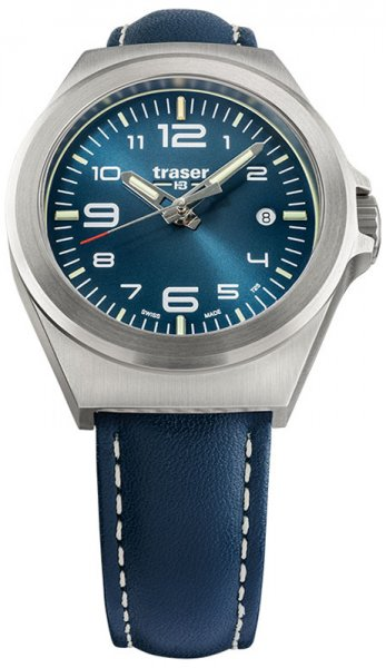 Traser TS-108208 P59 Classic P59 Essential S Blue