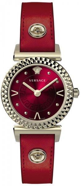 Zegarek damski Versace mini vanity VEAA00318 - duże 3