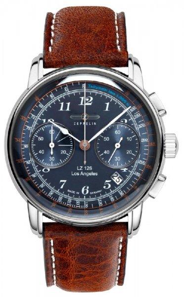 Zegarek Zeppelin  7614-3 - duże 1